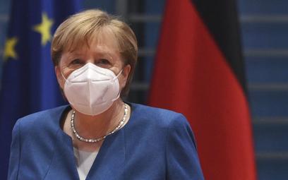 Merkel: Potrzeba jeszcze tygodni twardych restrykcji