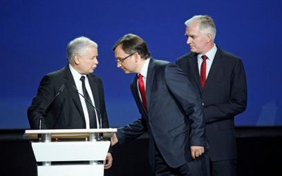 Sondaż: Czy rząd bez Solidarnej Polski byłby lepszy?