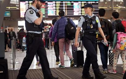 Australia wzmacnia kontrole na lotniskach