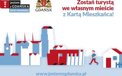 Gdańsk nagradza mieszkańców za zwiedzanie miasta