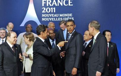 G8 pomoże Arabom