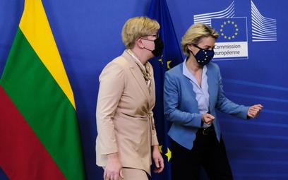 Sankcje wobec reżimu Białorusi uderzają rykoszetem w Litwę