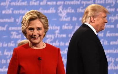 Polski Twitter ocenia debatę Clinton-Trump