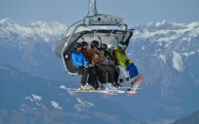 Austriacka epidemiolożka: Na nartach trudno zarazić się koronawirusem