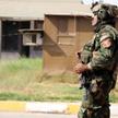 Członek irackich sił bezpieczeństwa