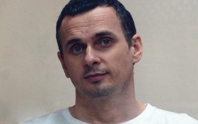 Ołeh Sencow przewieziony do szpitala