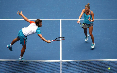 Alicja Rosolska nie wygrała US Open