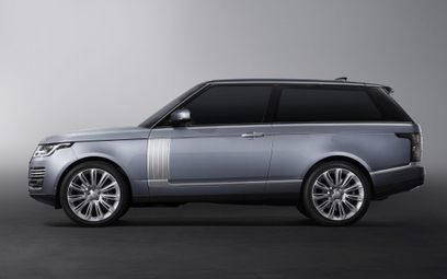 Range Rover SV Coupe: Najdroższy SUV na polskim rynku