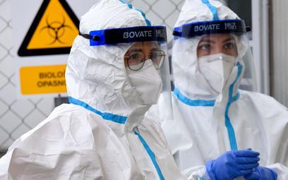 Koronawirus w Europie: Chorwacja z wyższym wskaźnikiem zakażeń niż Francja
