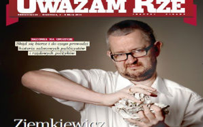 Co gniecie Rafał Ziemkiewicz?! Śledczy na manowcach