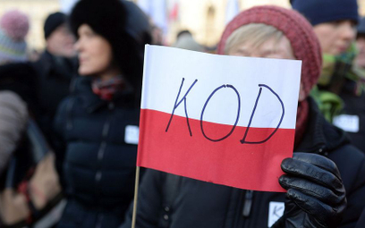KOD: Nie ma naszej zgody na koalicje z PiS-em