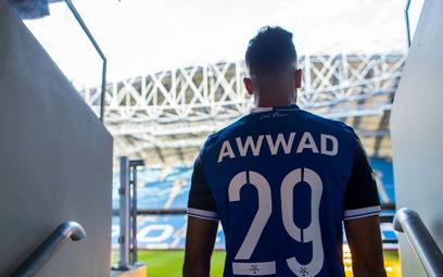 W czasie reprezentacyjnej przerwy nowym piłkarzem Lecha Poznań został Mohammad Awwad. 23-letni napas