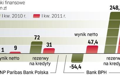 Wyniki Finansowe BNP Paribas i Banku BPH