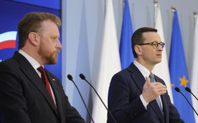 Wprowadzono stan zagrożenia epidemicznego w Polsce