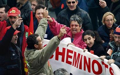 Strajki miały sparaliżować Francję