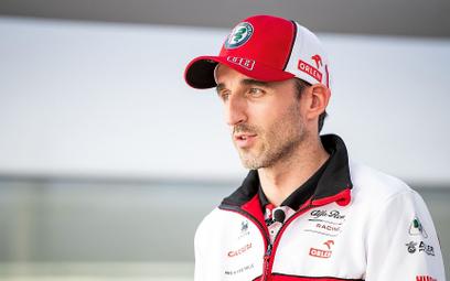 Robert Kubica: Obecność na wszystkich wyścigach Formuły 1 przez ponad 20 weekendów, ale bez startowa