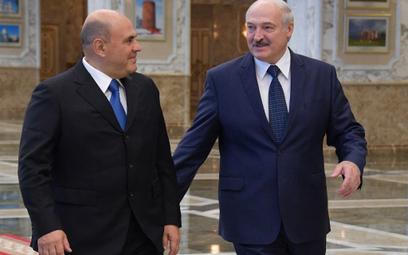 Rosja wesprze Łukaszenkę surowcami i umorzeniem długu