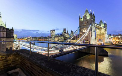 Najpiękniejszy penthouse w Londynie