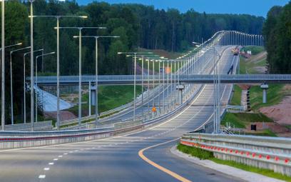 Autostrada Moskwa-St. Petersburg gotowa po… 50 latach
