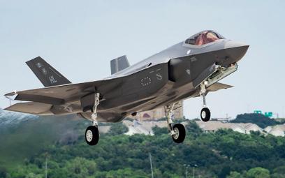 Kontrakt na F-35 negocjowano jeszcze bez Agencji Uzbrojenia