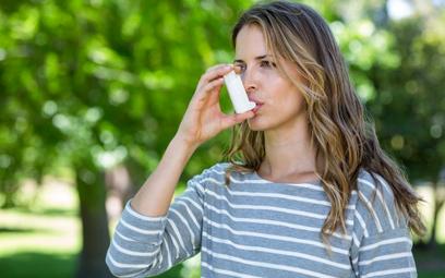 Lek prosto do płuc i oskrzeli