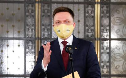 Hołownia: Panie Kaczyński, niech pan przeprosi za Obajtka