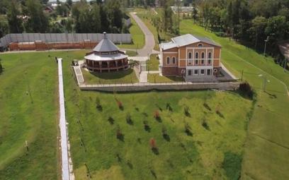 Ujawniono zabytkową rezydencję premiera Rosji
