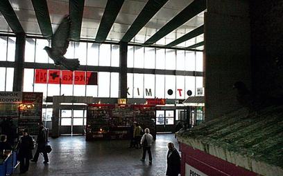 Dworzec Wschodni w Warszawie jest jednym z obiektów, które mają być moderniozwane