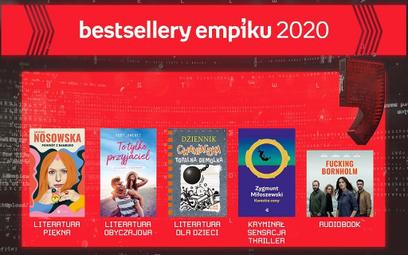 Bestsellery Empiku