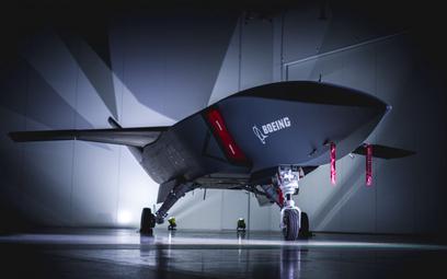 Prototyp bojowego bezzałogowca Loyal Wingman, powstałego w ramach programu ATS dla Królewskich Sił P