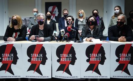 Strajk kobiet podał wstępną listę nazwisk osób z Rady Konsultacyjnej