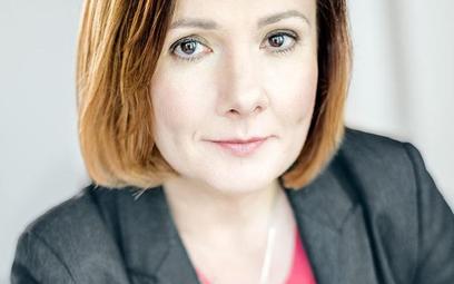 Dagmara Kubik, ekspert AMRON