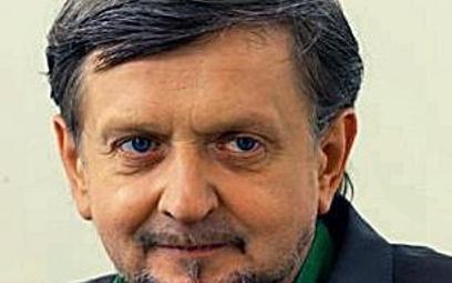 """Stanisław Janecki, były redaktor naczelny """"Wprost"""""""