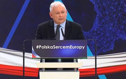 Jarosław Kaczyński: Wara od naszych dzieci