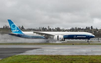 Certyfikacja Boeinga 777X najwcześniej w 2023 roku