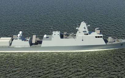 Izraelska marynarka planuje wcielenie nowych korwet