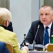 Marian Banaś nie odpowiadał na pytania opozycji, bo zamknięto posiedzenie Komisji