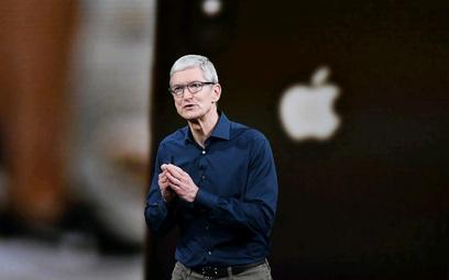 Apple najlepszy na giełdzie w tym roku. Skąd takie wzrosty?
