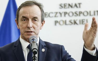 Grodzki: Po 6 sierpnia Polska może nie mieć prezydenta