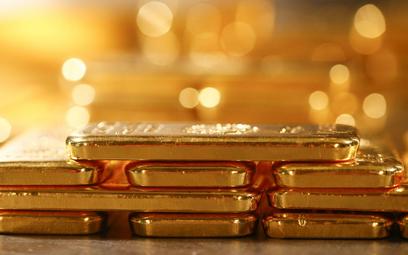 NBP znów kupuje złoto. Bank centralny wykorzystał spadek cen