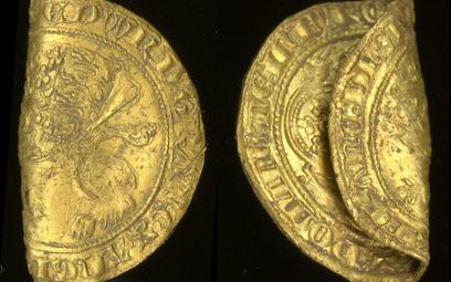 Wykrywacz metali odnalazł niezwykłą monetę. Tylko cztery takie przetrwały