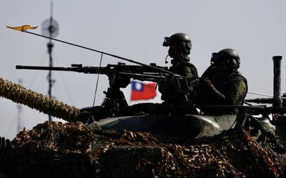Żołnierze tajwańskiej armii