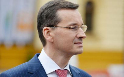 Sąd oddalił wniosek PO przeciwko Morawieckiemu