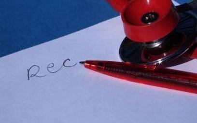 Aby wnieść pismo, najpierw trzeba dopełnić czynności
