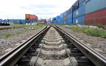 Chińskie towary jadą do Europy rosyjską koleją