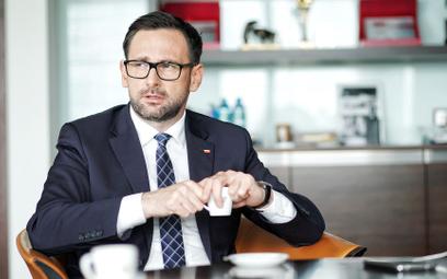 Daniel Obajtek: Beata Szydło prosiła mnie o pomoc dla syna, nie będąc premierem. Zachowałem się jak