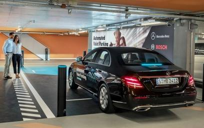 Wkrótce testy aut autonomicznych Daimlera i Boscha