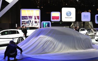 Volkswagen rezygnuje z salonu w Paryżu