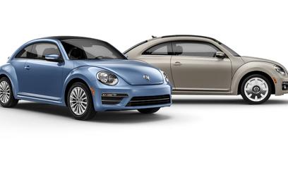 Koniec produkcji VW Beetla