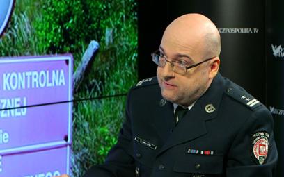 #RZECZoBIZNESIE: Piotr Walczak: Coraz częściej ujawniamy przemyt broni
